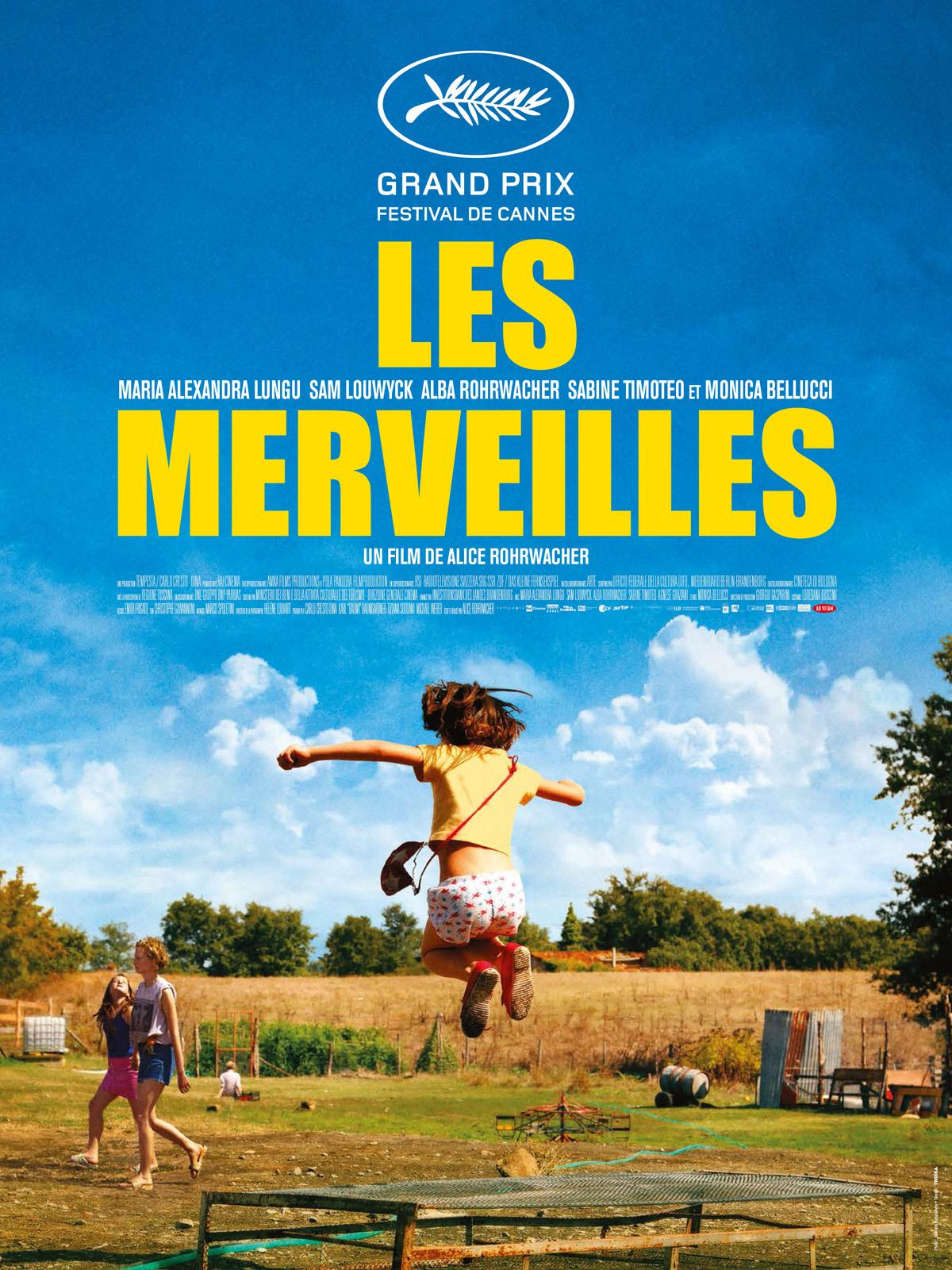 Les Merveilles (film) : merveilles, (film), Achat, Merveilles, AlloCiné