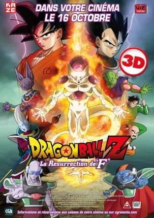 Critiques du film Dragon Ball Z - La Résurrection de F - Page 3 ...