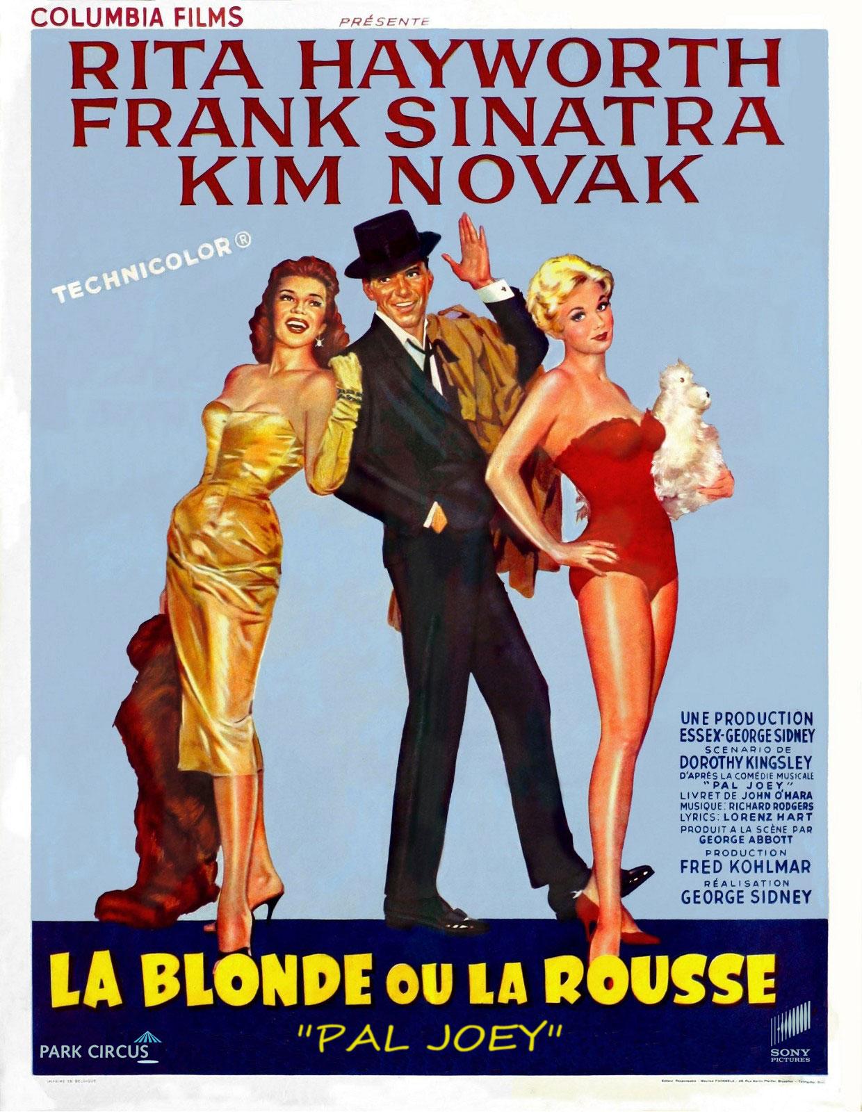 La Blonde Ou La Rousse : blonde, rousse, Critique, Blonde, Rousse, AlloCiné