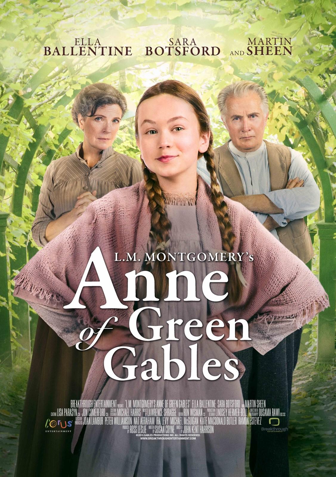Anne La Maison Aux Pignons Verts Film 2016 : maison, pignons, verts, Anne,, Maison, Pignons, Verts, AlloCiné