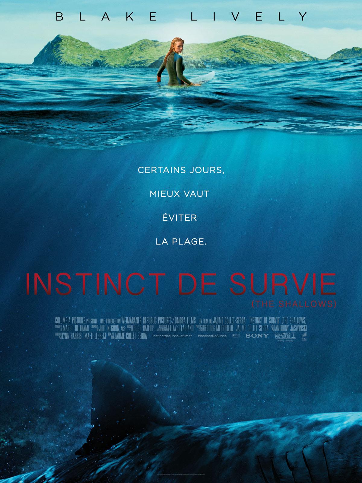 Instinct de survie The Shallows
