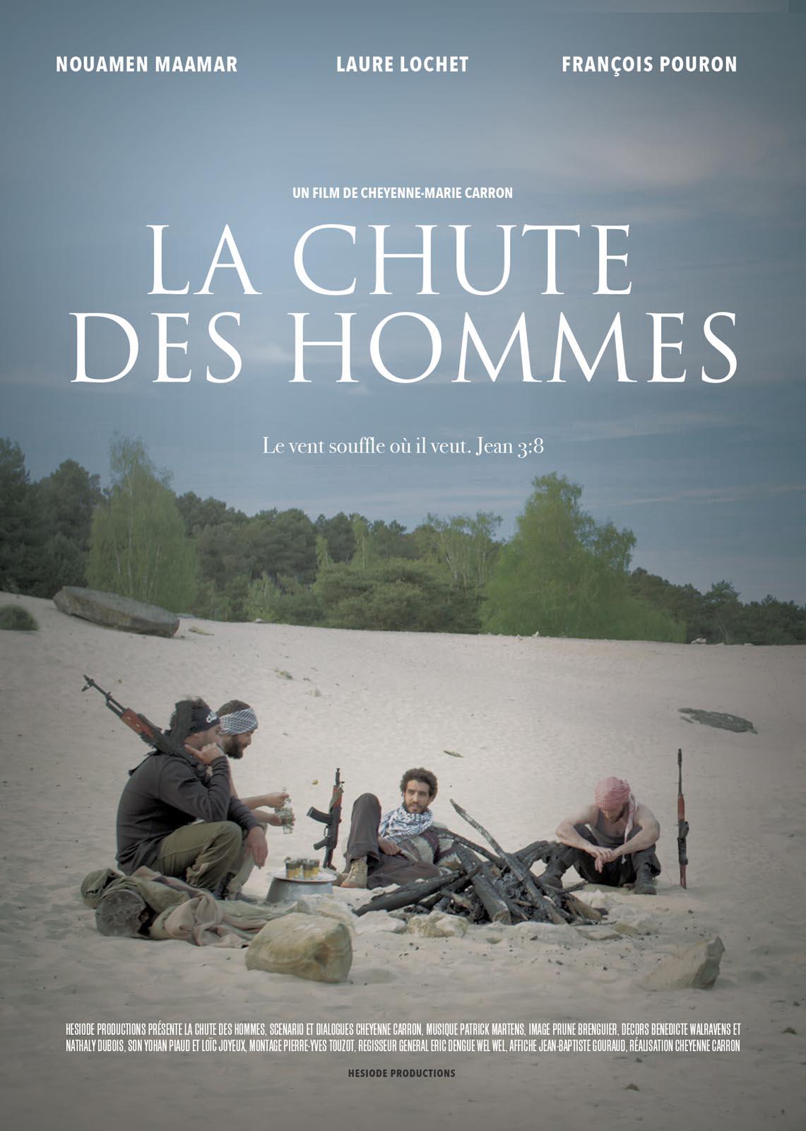 La Chute des Hommes Français HDRiP