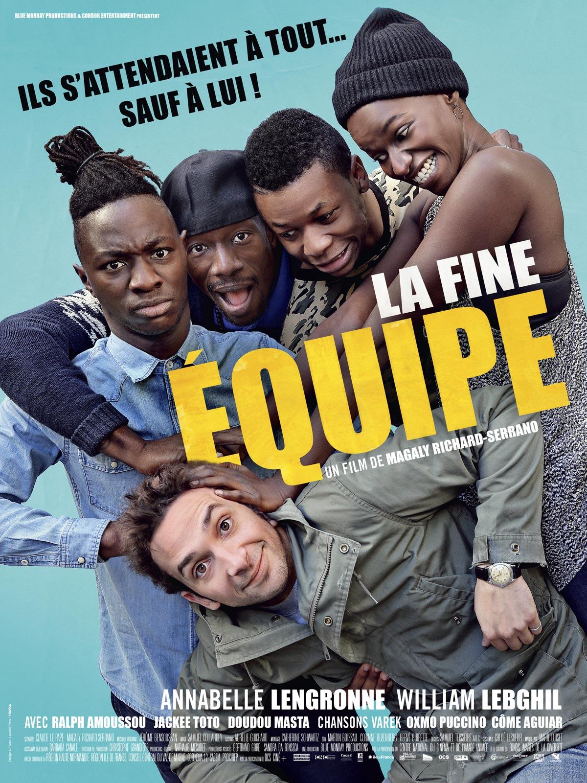 La Fine équipe Français DVDRiP