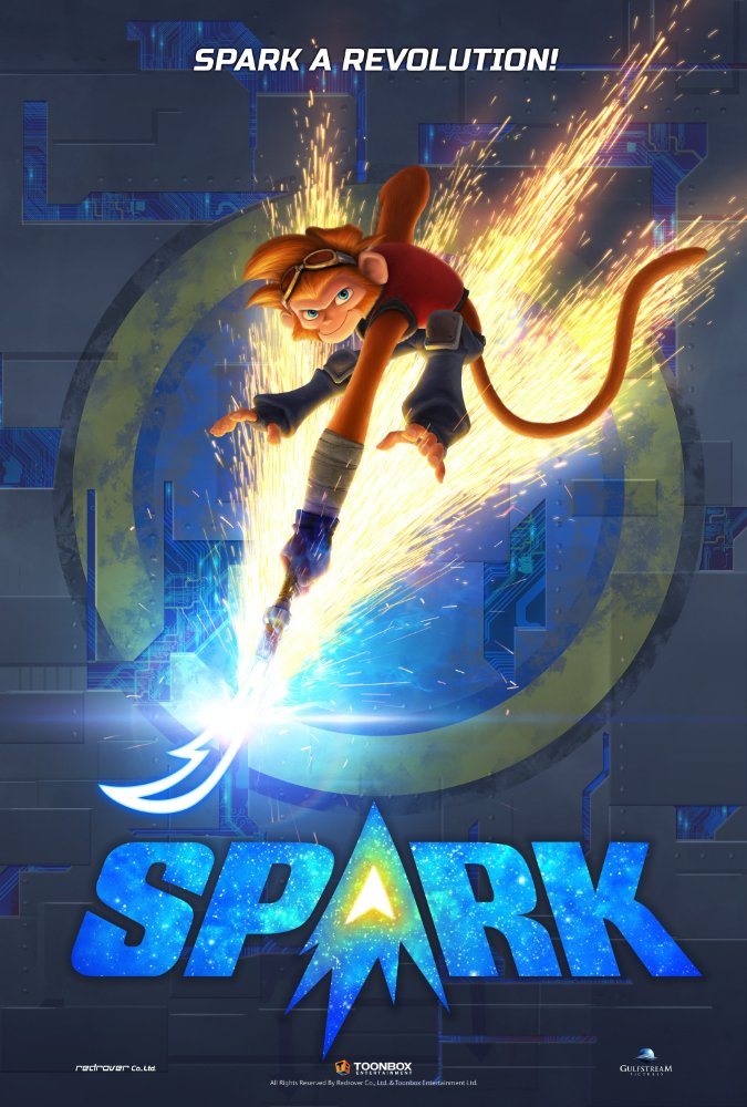 Spark: A Space Tail Truefrench BDRiP