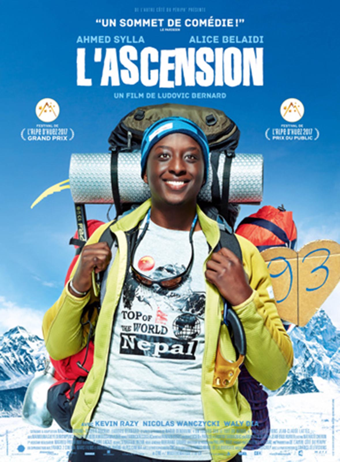 L'Ascension Français BDRiP