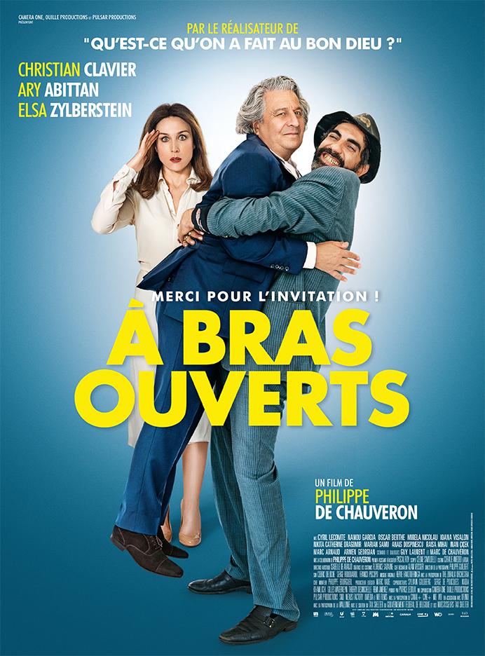 À bras ouverts Français BDRiP