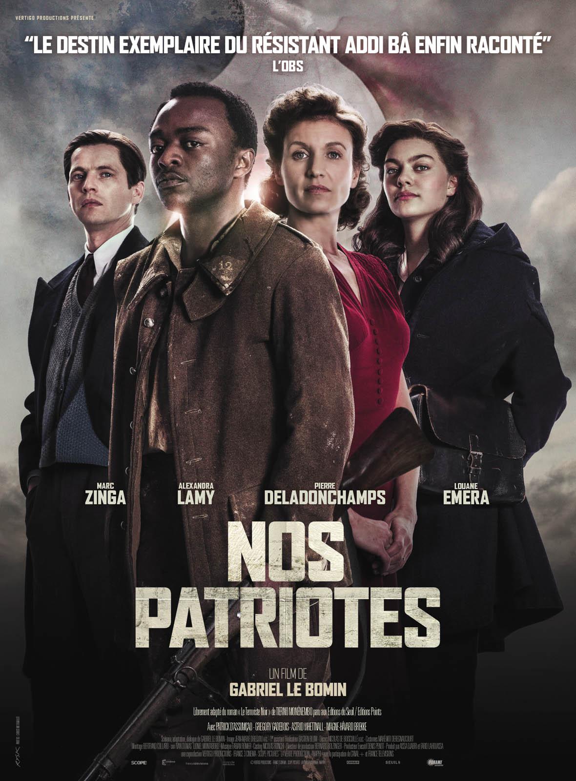Nos Patriotes Français BDRiP