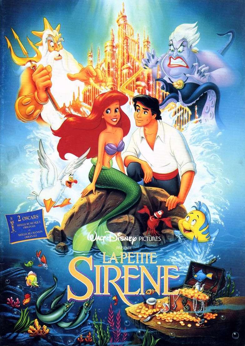 La Petite Sirène (film, 2013) : petite, sirène, (film,, 2013), Achat, Petite, Sirène, AlloCiné