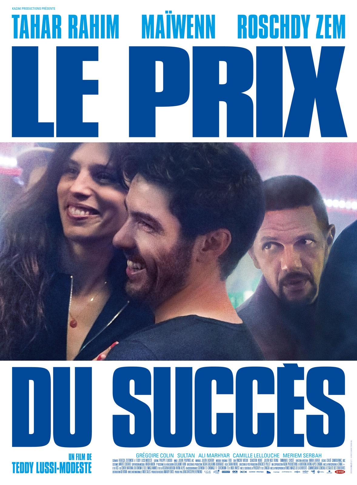 Le Prix du succès Français HDRiP