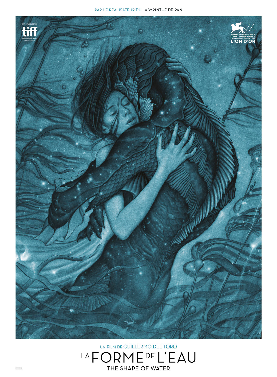 La Forme de l\`eau The Shape of Water VOSTFR DVDSC