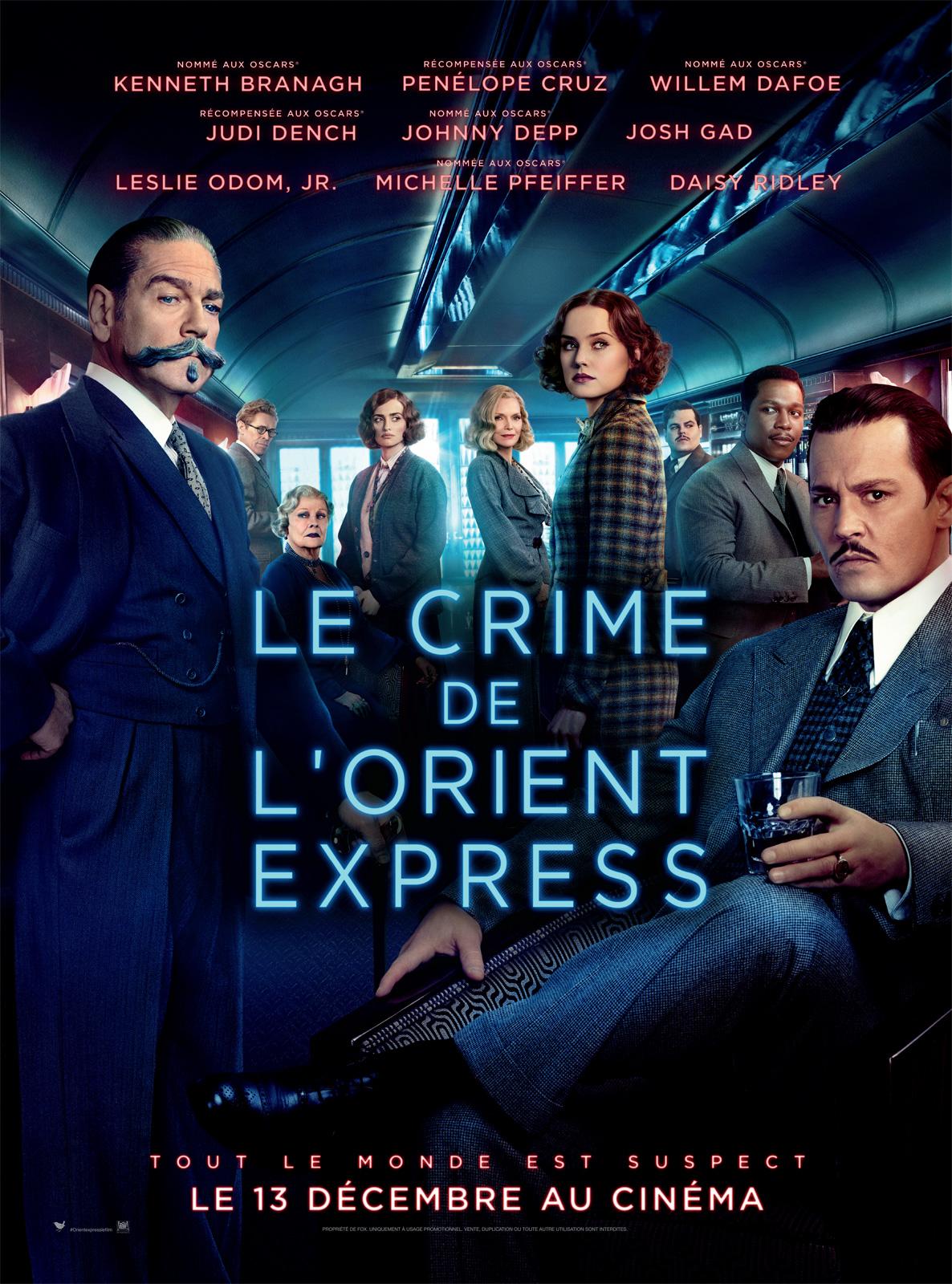Le Crime de l\`Orient-Express Français TC