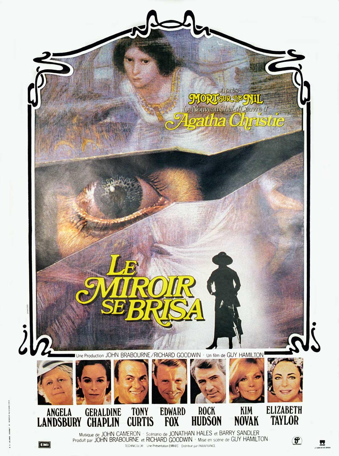 Policier classique - Le miroir se brisa, d'Agatha Christie