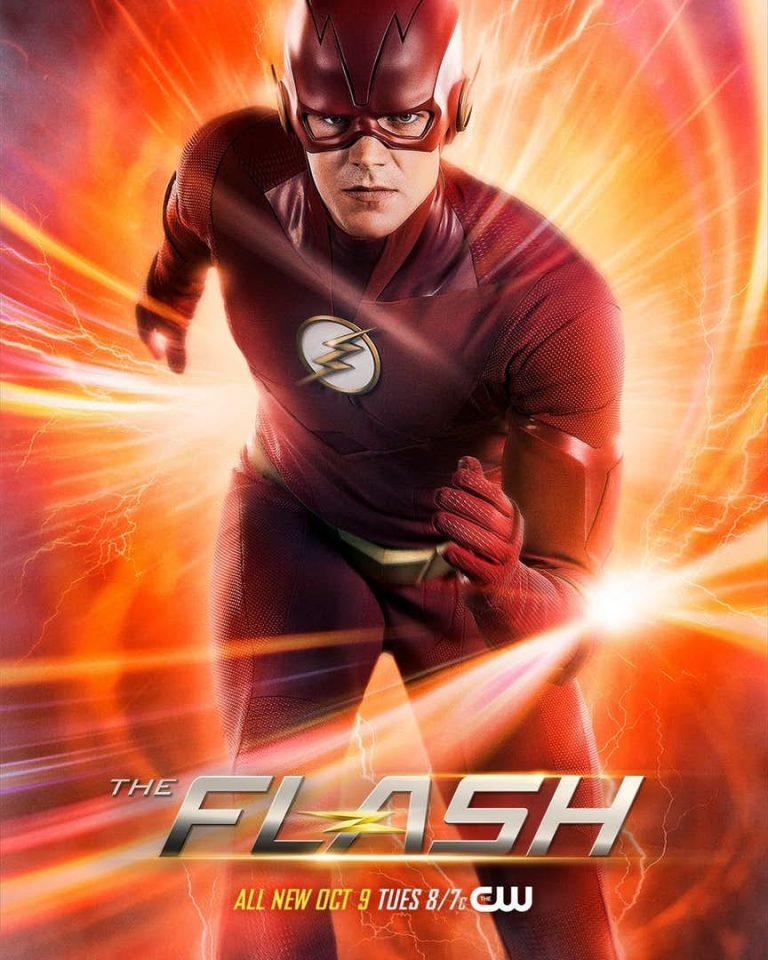 The Flash Saison 5 Vostfr : flash, saison, vostfr, Flash, Saison, Peatix