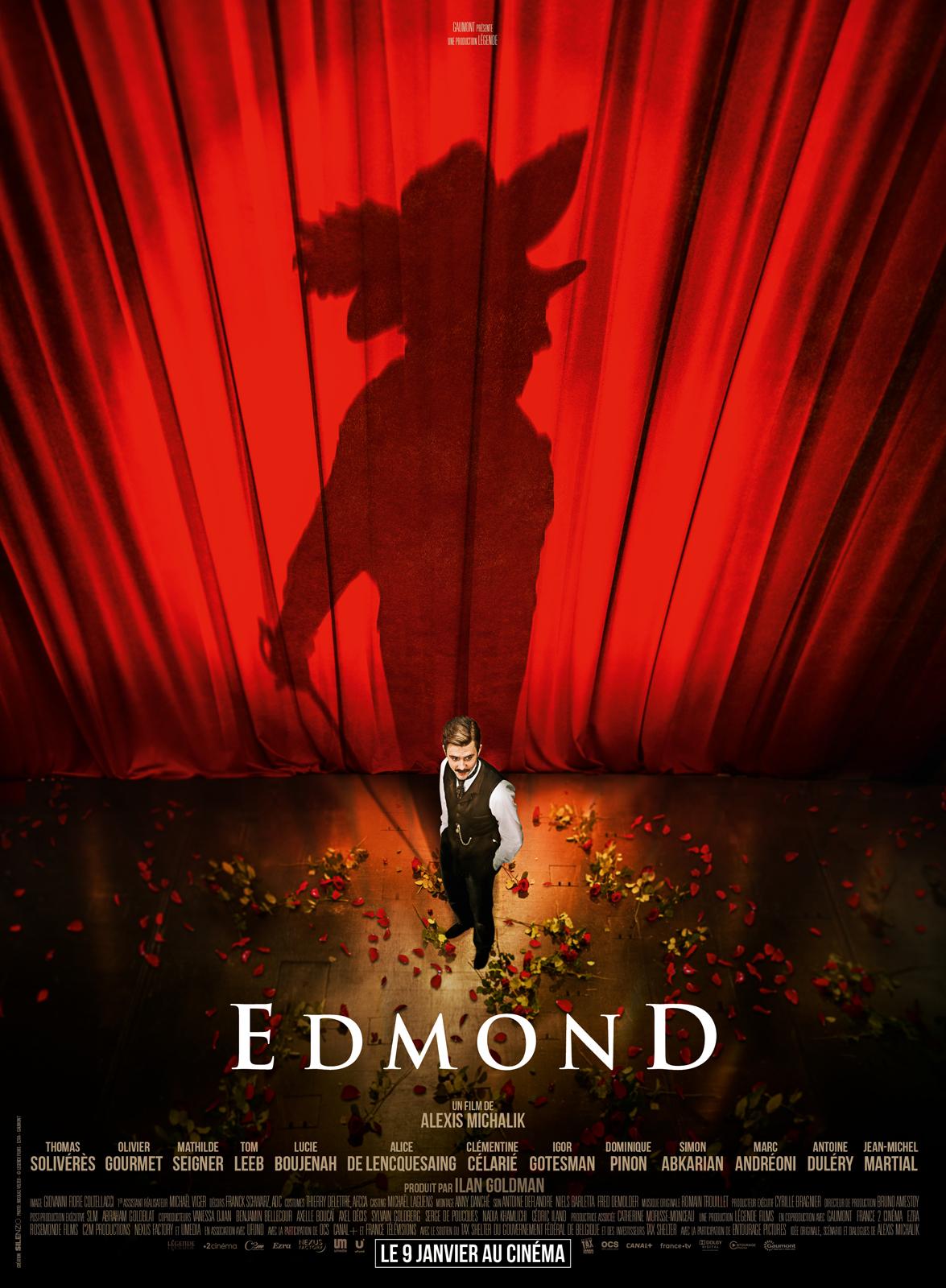 """Résultat de recherche d'images pour """"edmond affiche"""""""