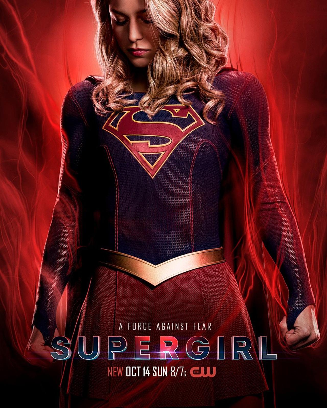 Supergirl Saison 4 Vf : supergirl, saison, Supergirl, Saison, AlloCiné