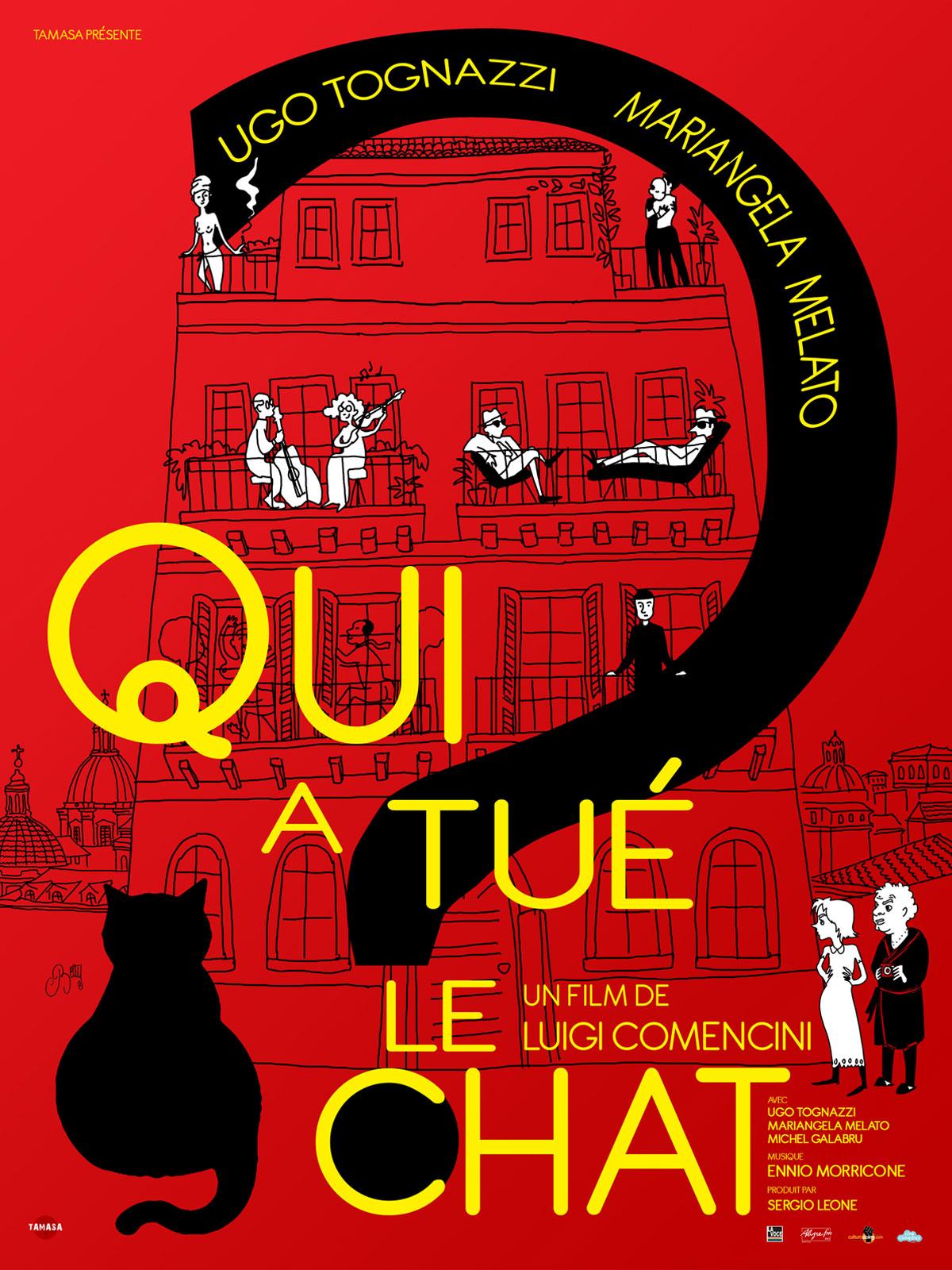 Qui A Tué Le Chat ? : Achat, Chat?, AlloCiné