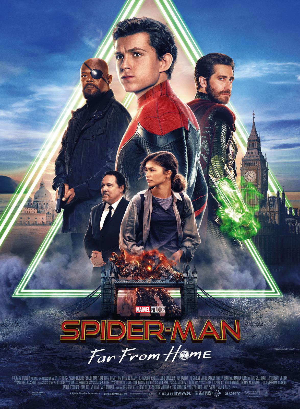 """Résultat de recherche d'images pour """"spider man far from home"""""""