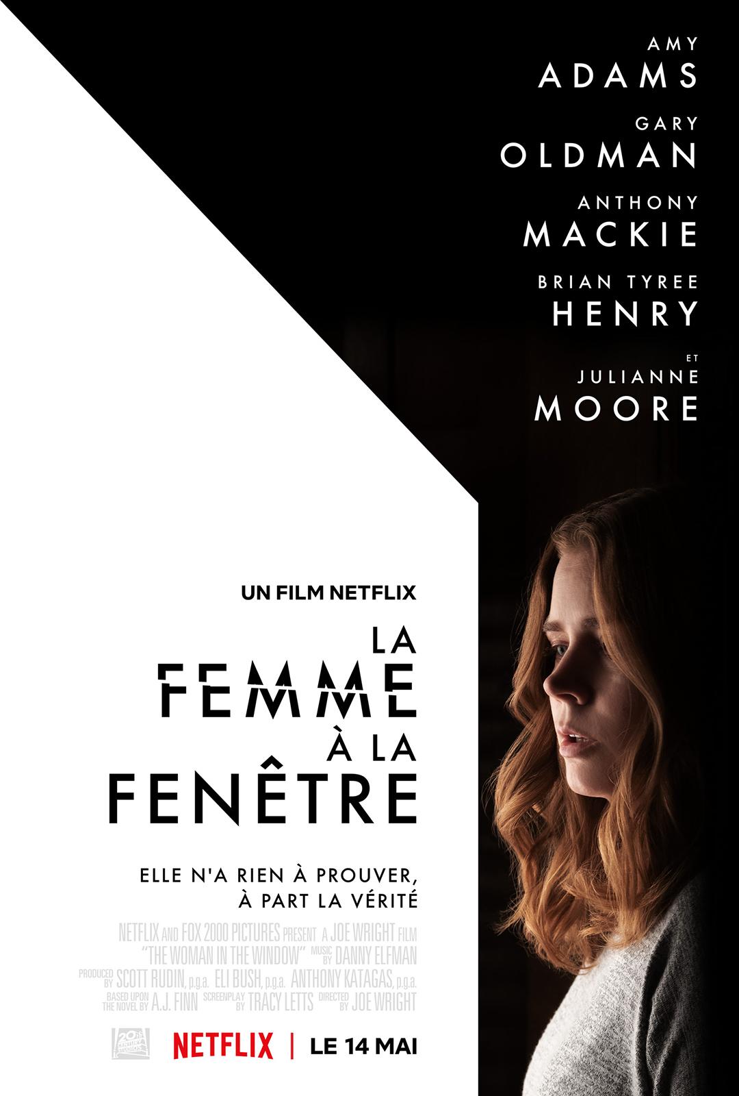 La Femme A La Fenetre : femme, fenetre, Femme, Fenêtre, AlloCiné