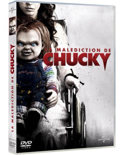Le Retour De Chucky Streaming : retour, chucky, streaming, Achat, Malédiction, Chucky, AlloCiné