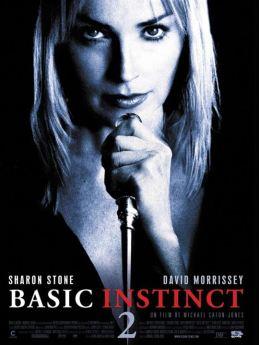 """Résultat de recherche d'images pour """"basic instinct 2 affiche"""""""