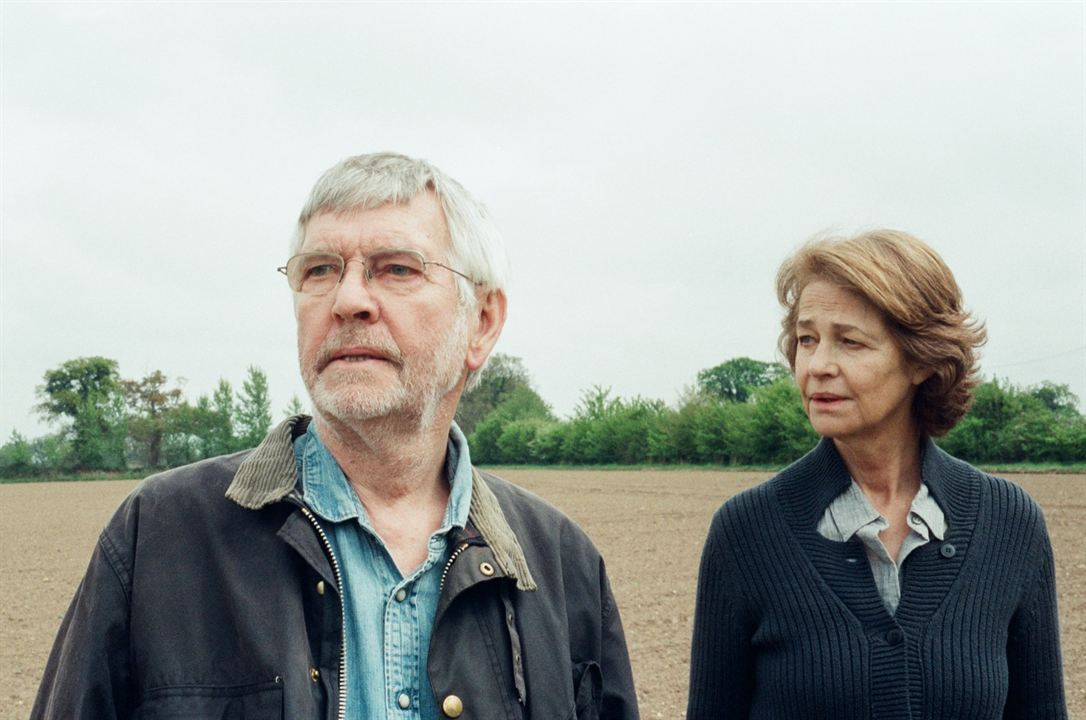 45 ans : Photo Charlotte Rampling, Tom Courtenay