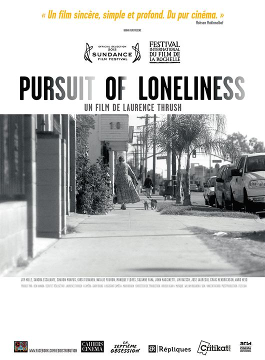 Pursuit of Loneliness : Affiche