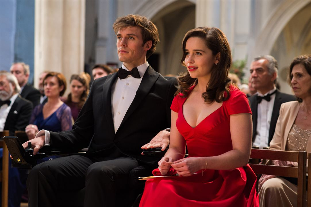 Avant toi : Photo Emilia Clarke, Sam Claflin