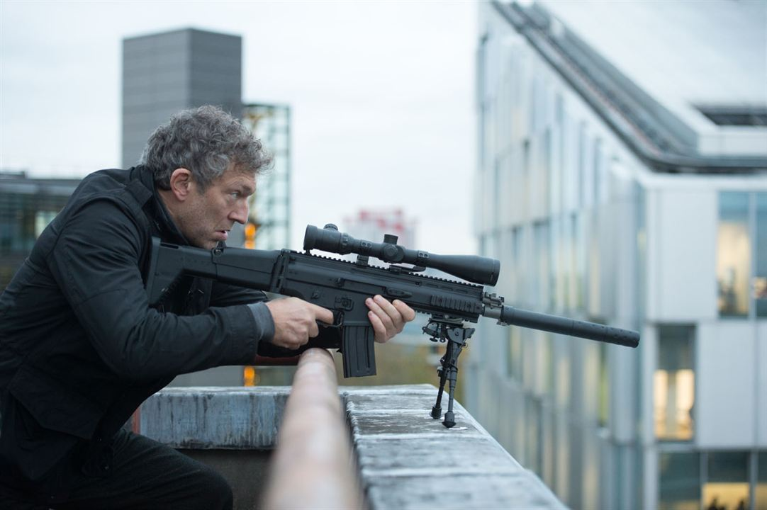 Jason Bourne : Photo Vincent Cassel