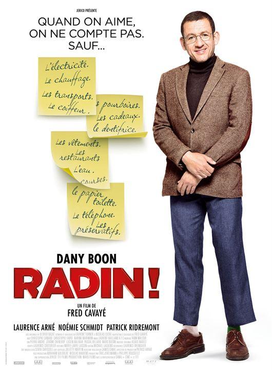 Radin ! : Affiche