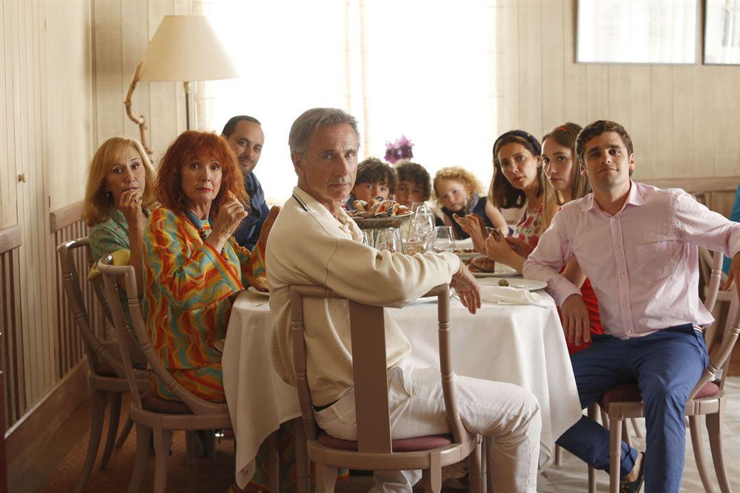 Ma Famille t'adore déjà : Photo Arthur Dupont, Déborah François, Jérôme Commandeur, Marie-Anne Chazel, Sabine Azéma