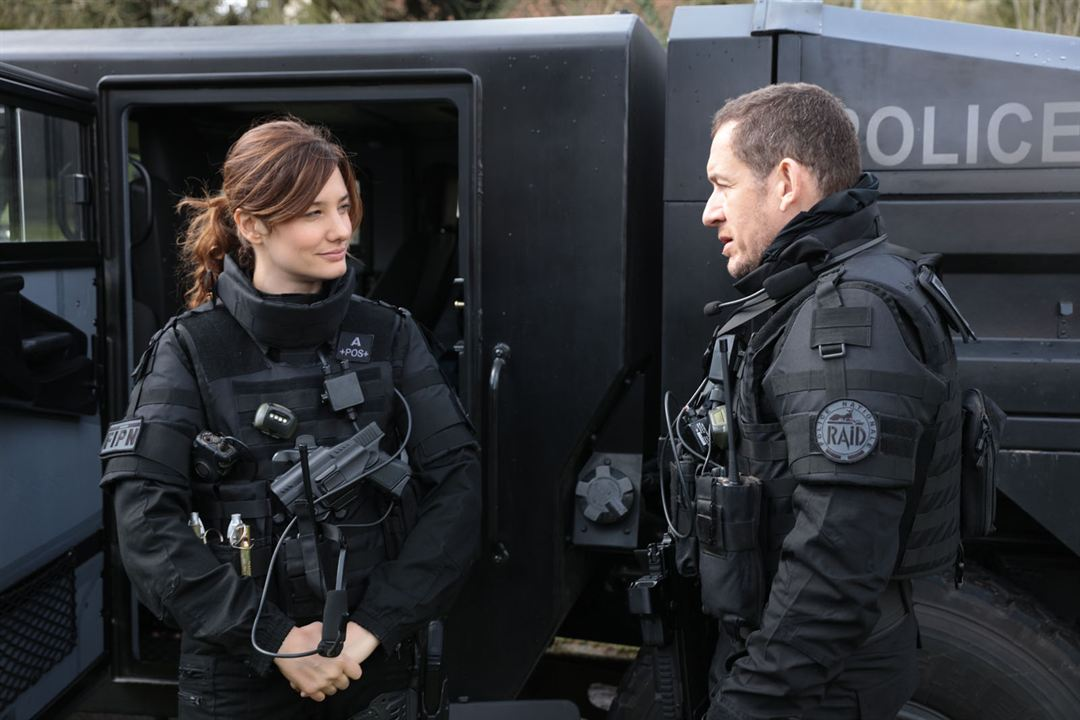 RAID Dingue : Photo Alice Pol, Dany Boon