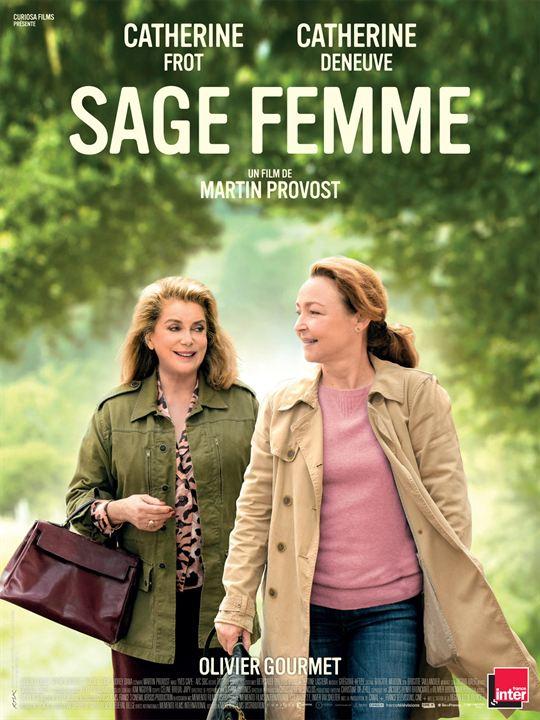 Sage Femme : Affiche