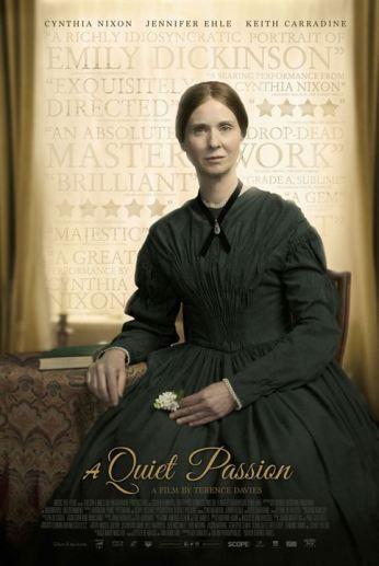 Emily Dickinson, A Quiet Passion : Affiche