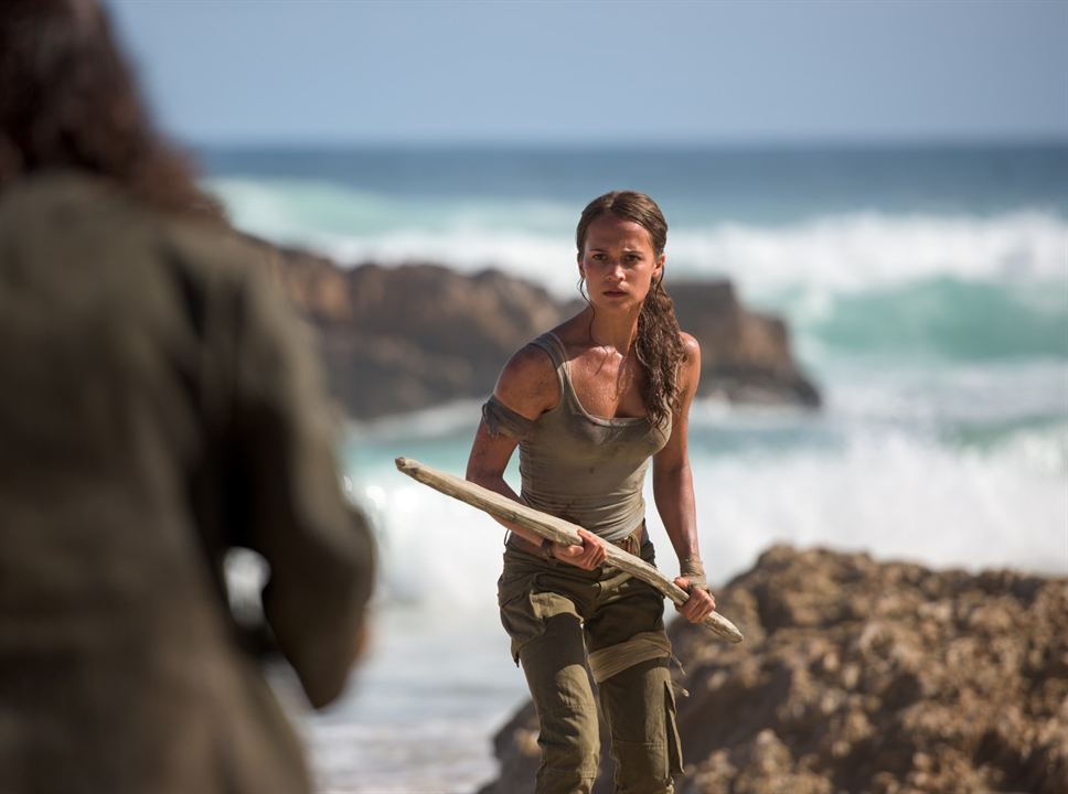 Tomb Raider : Photo Alicia Vikander