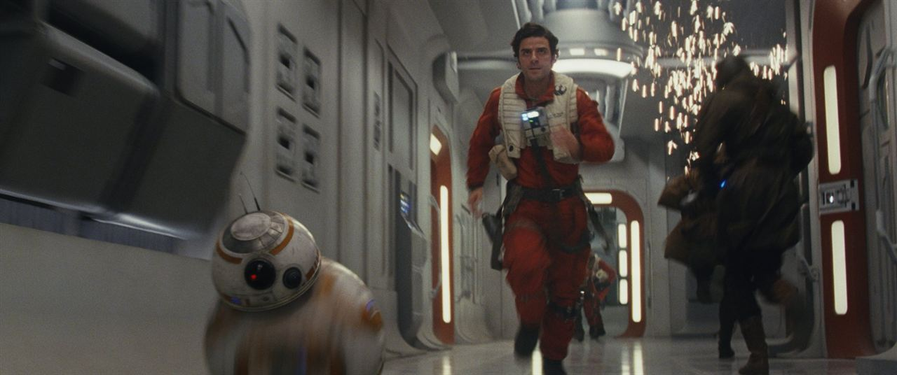 Star Wars - Les Derniers Jedi : Photo Oscar Isaac