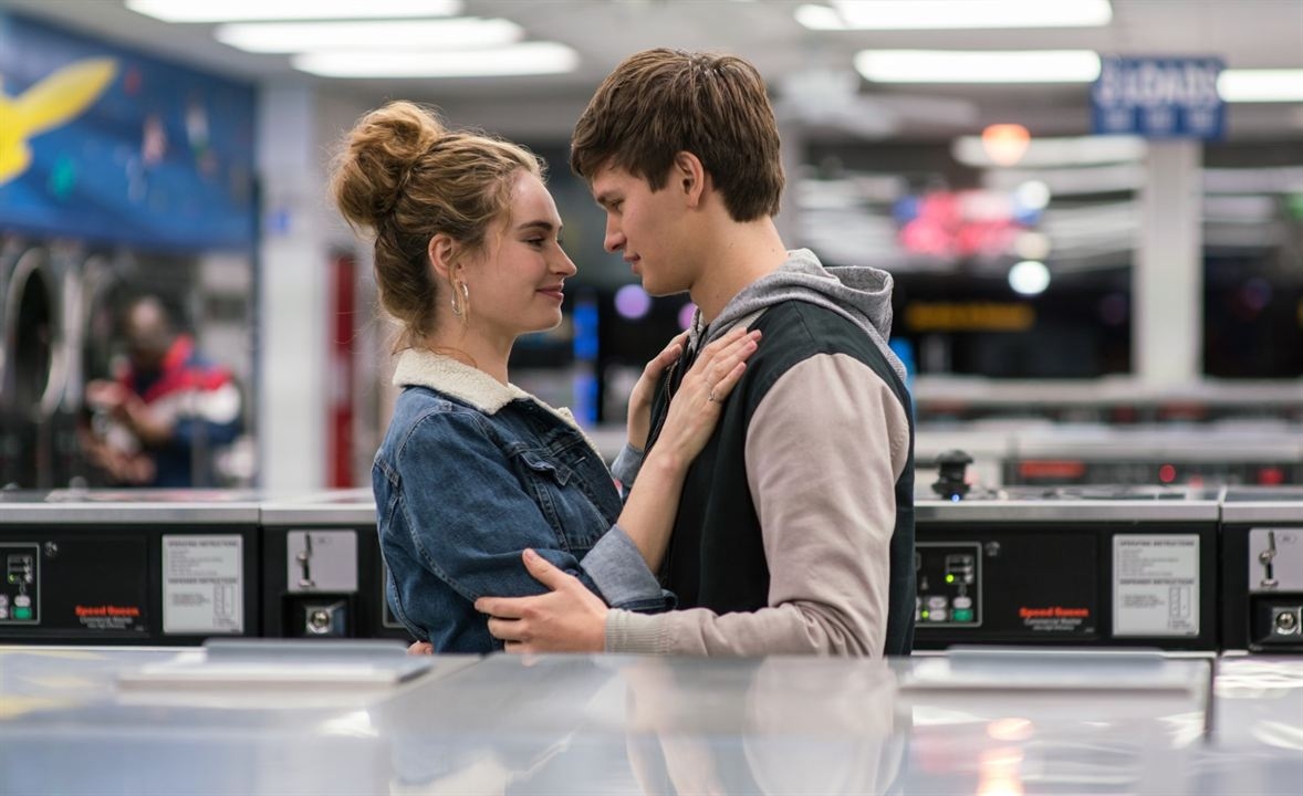 Baby Driver : Photo Ansel Elgort, Lily James