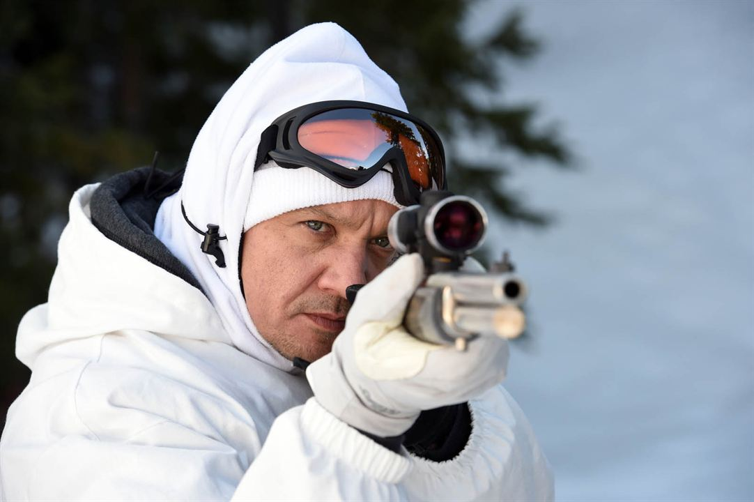 Wind River : Photo Jeremy Renner