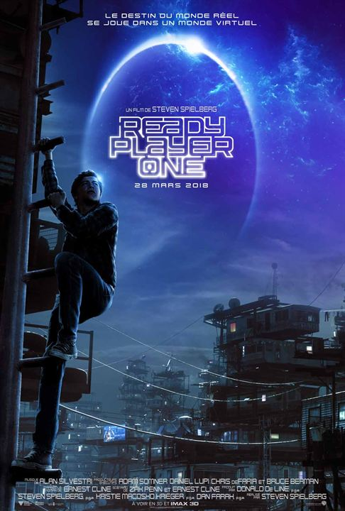 Ready Player One : Affiche