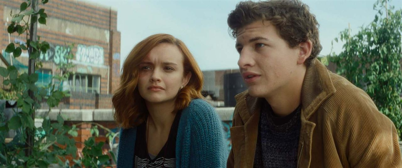 Ready Player One : Photo Olivia Cooke, Tye Sheridan