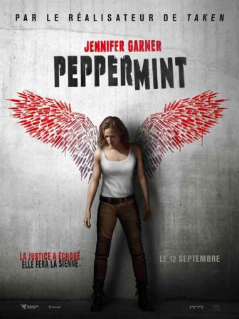 Peppermint : Affiche