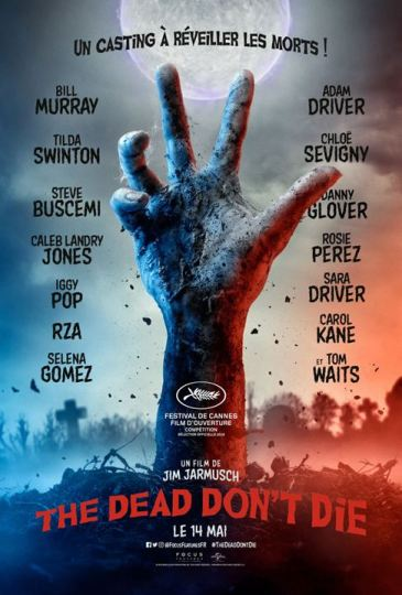The Dead Don't Die : Affiche