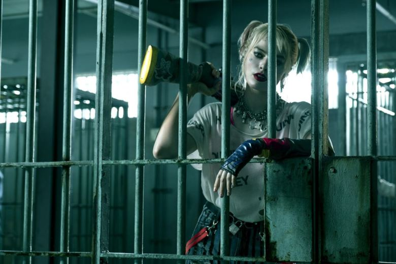 Birds of Prey et la fantabuleuse histoire de Harley Quinn : Photo Margot Robbie