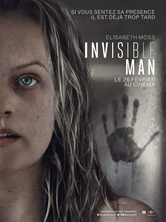 Invisible Man : Affiche