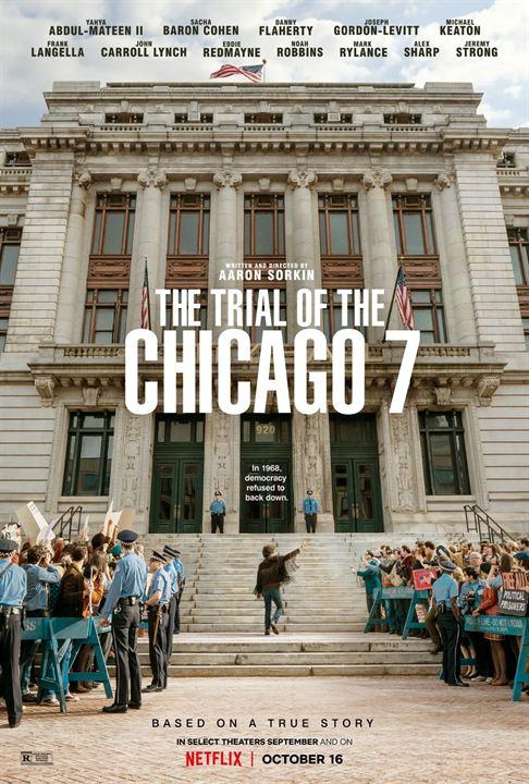 Les Sept de Chicago : Affiche