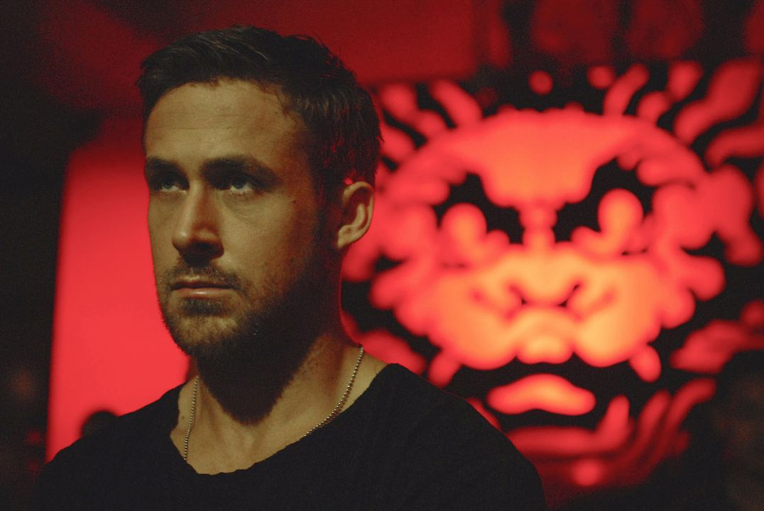 Only God Forgives : Photo Ryan Gosling