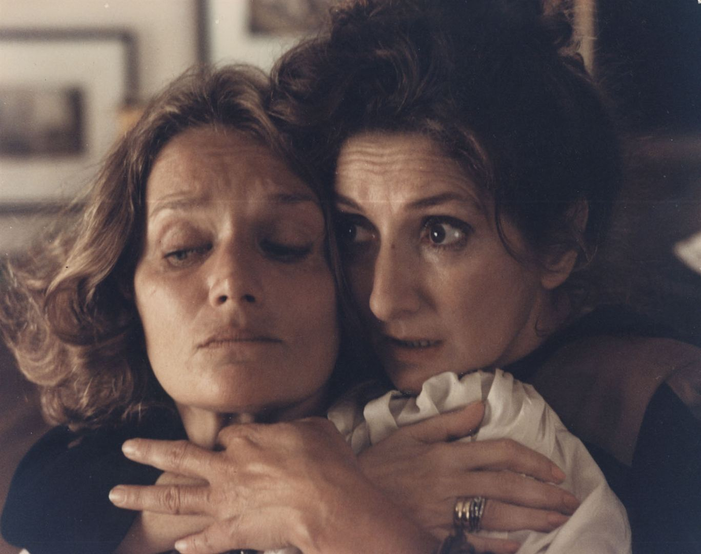 Ana (Chunchuna Villafane) et Alicia (Norma Aleandro)
