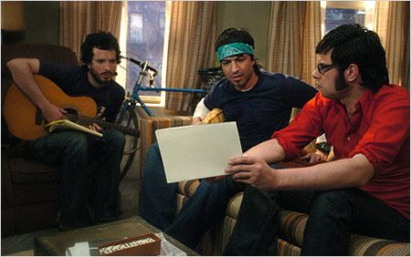 Flight of the Conchords : Photo Bret McKenzie, Jemaine Clement