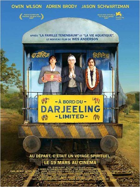 Affiche - Darjeeling Limited