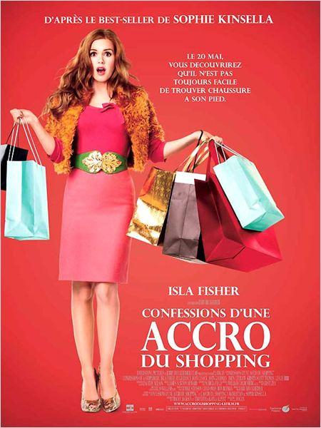 Confessions d'une accro du shopping : Affiche