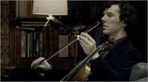 Sherlock : Photo Benedict Cumberbatch